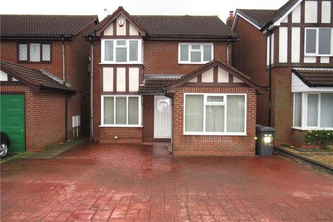 4 bedroom detached house for sale - Tavistock Close, Stenson Fields