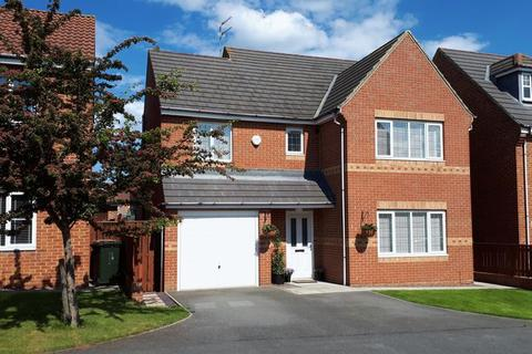4 bedroom detached house for sale - Housesteads Close, Hadrian Village