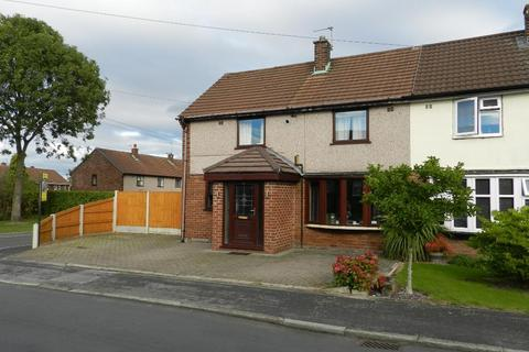 3 bedroom semi-detached house to rent - Broadhurst Ave, Culcheth, Warrington, Cheshire, WA3 5RD