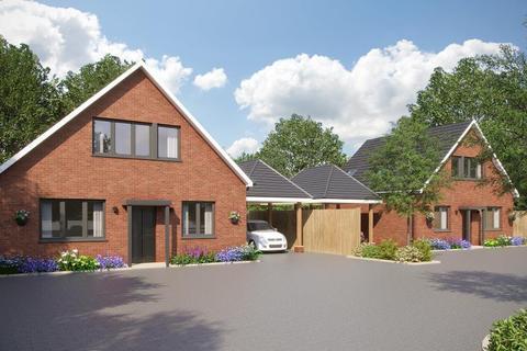 3 bedroom detached house for sale - Wickham Road, Fareham, PO17 5BT
