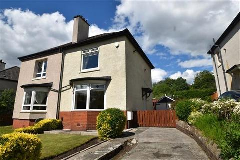 2 bedroom semi-detached house for sale - Turret Crescent, Knightswood, G13 2HG