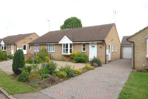 2 bedroom semi-detached bungalow for sale - Horton Close, Middleton Cheney