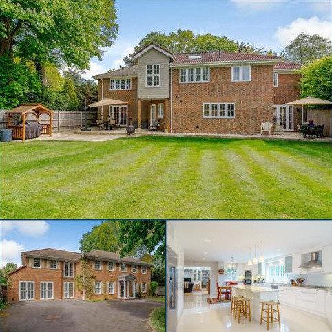 5 bedroom detached house to rent - Sandisplatt Road, Maidenhead, Berkshire, SL6