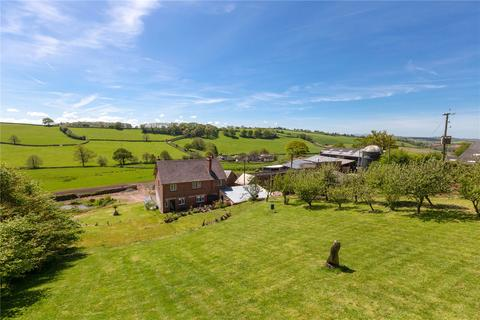 Farm for sale - Lot 1 - Perry Farm, Cheriton Fitzpaine, Crediton, Devon, EX17