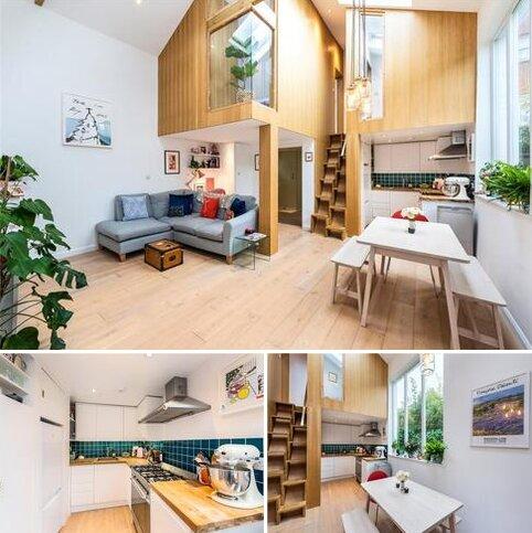 1 bedroom detached house to rent - Bloemfontein Way, Shepherds Bush, London, W12