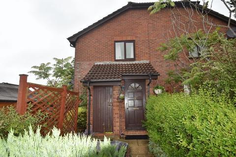 2 bedroom cluster house for sale - Stockbridge Close, Chineham