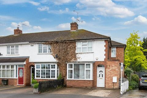 3 bedroom end of terrace house for sale - Abbey Road, Aylesbury