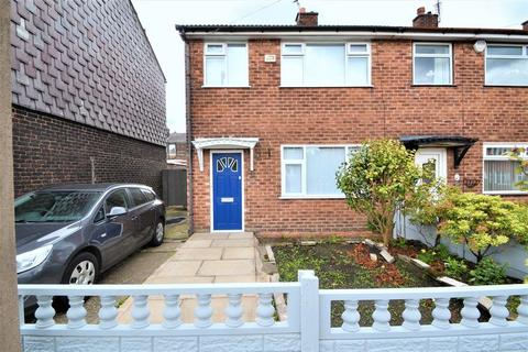 3 bedroom semi-detached house to rent - Entwisle Street, Manchester