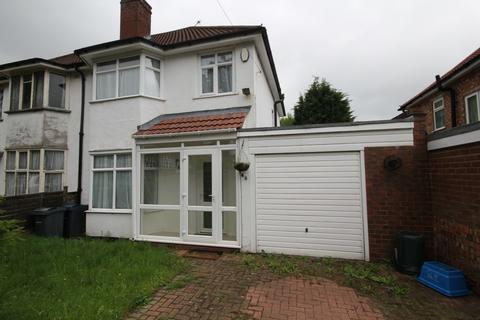 3 bedroom semi-detached house to rent - White Road, Quinton, B32