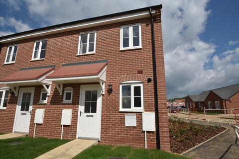 2 bedroom end of terrace house for sale - Wakelin Close, Great Cornard
