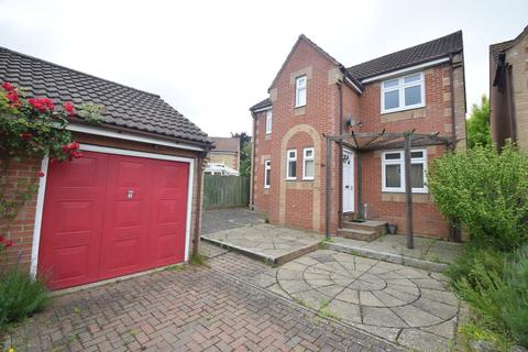 3 bedroom detached house for sale - Dunn Close, Hadleigh