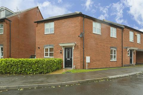 3 bedroom semi-detached house for sale - Roman Crescent, Hucknall, Nottinghamshire, NG15 8GL