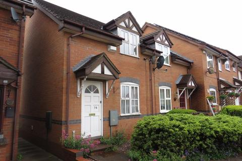 2 bedroom terraced house to rent - The Weavers, East Hunsbury, Northampton