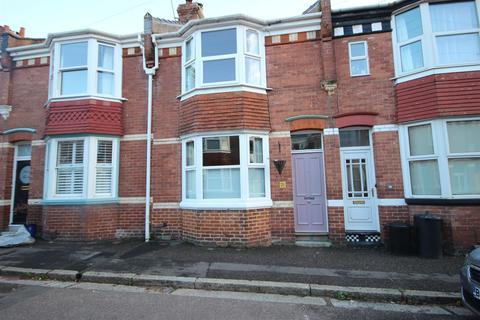 2 bedroom terraced house to rent - Cedars Road, St Leonards, Exeter