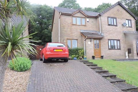 2 bedroom semi-detached house for sale - Oakwood Close, Clydach