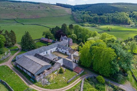6 bedroom property with land for sale - Auchencairn, Closeburn, Dumfriesshire