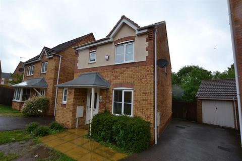 3 bedroom detached house for sale - Wellingar Close, Thorpe Astley, Leicester