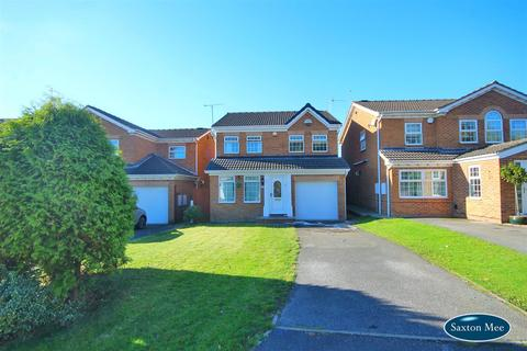 4 bedroom detached house to rent - 21 Ashleigh Avenue, Gleadless, S12 2RZ