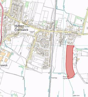 Land for sale - Sheepman Lane, Cranswick, Driffield, East Yorkshire