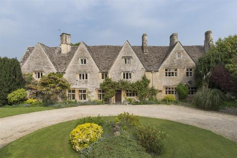 7 bedroom country house for sale - Meysey Hampton, Cirencester