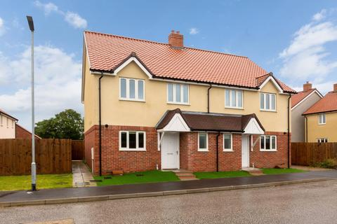 3 bedroom semi-detached house for sale - Plot 20, Mulberry Place, Chedburgh