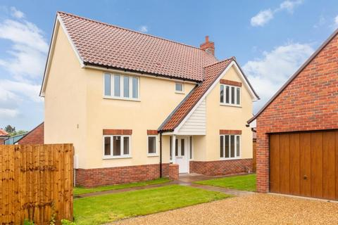 4 bedroom detached house for sale - Plot 30, Mulberry Place, Chedburgh
