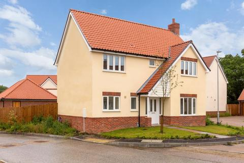 4 bedroom detached house for sale - Plot 34, Mulberry Place, Chedburgh