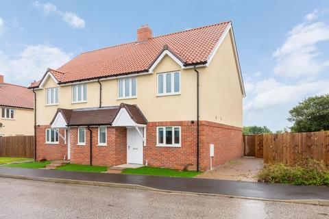 3 bedroom semi-detached house for sale - Plot 19, Mulberry Place, Chedburgh