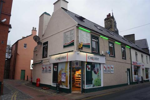 Retail property (high street) to rent - Former Convenience Store Mathan House, Penlan Street, Pwllheli