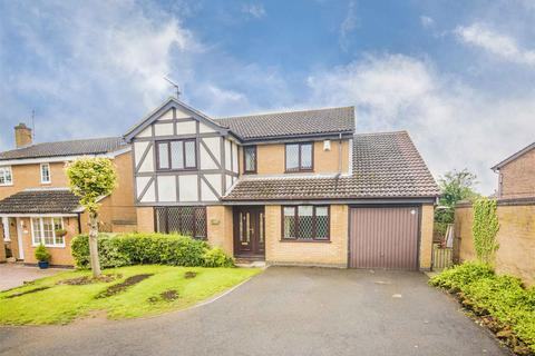 4 bedroom detached house for sale - Saxon Dale, Kettering