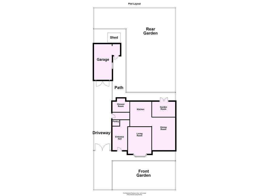 Floorplan 1 of 2: 76 Moor Lane, York, Plot new.JPG