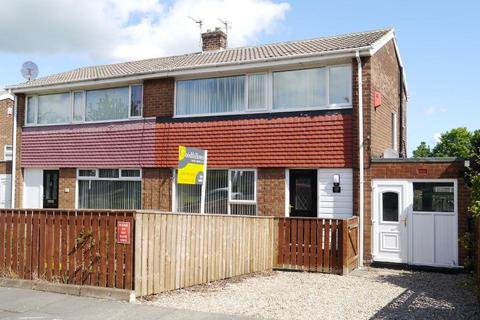3 bedroom semi-detached house for sale - Bedeburn Road, Whorlton Grange, Newcastle Upon Tyne