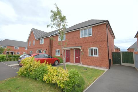 2 bedroom semi-detached house for sale - Barn Croft Road, Crewe