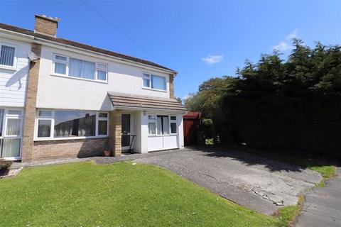 3 bedroom semi-detached house for sale - Heol Alun, Aberystwyth, Ceredigion, SY23
