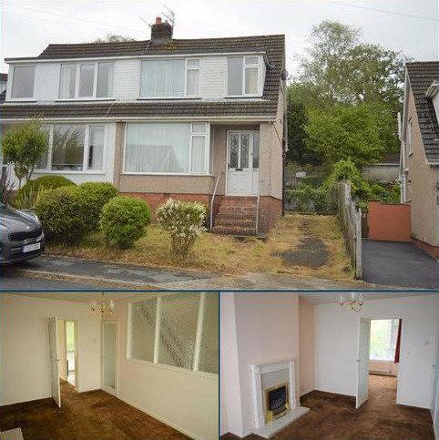 3 bedroom semi-detached house for sale - Woodcote, Killay, Swansea