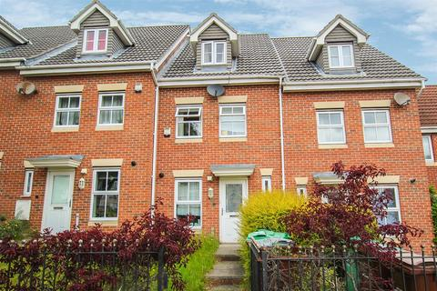3 bedroom townhouse for sale - Worthy Row, Nottingham