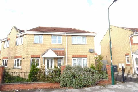 3 bedroom semi-detached house to rent - Wulfric Road, Sheffield, S2 1DZ