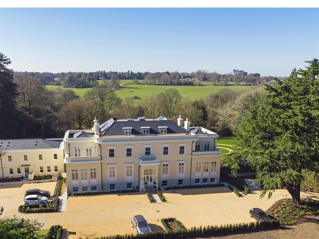 Frith Park Sturts Lane Walton on the Hill DRONE 9