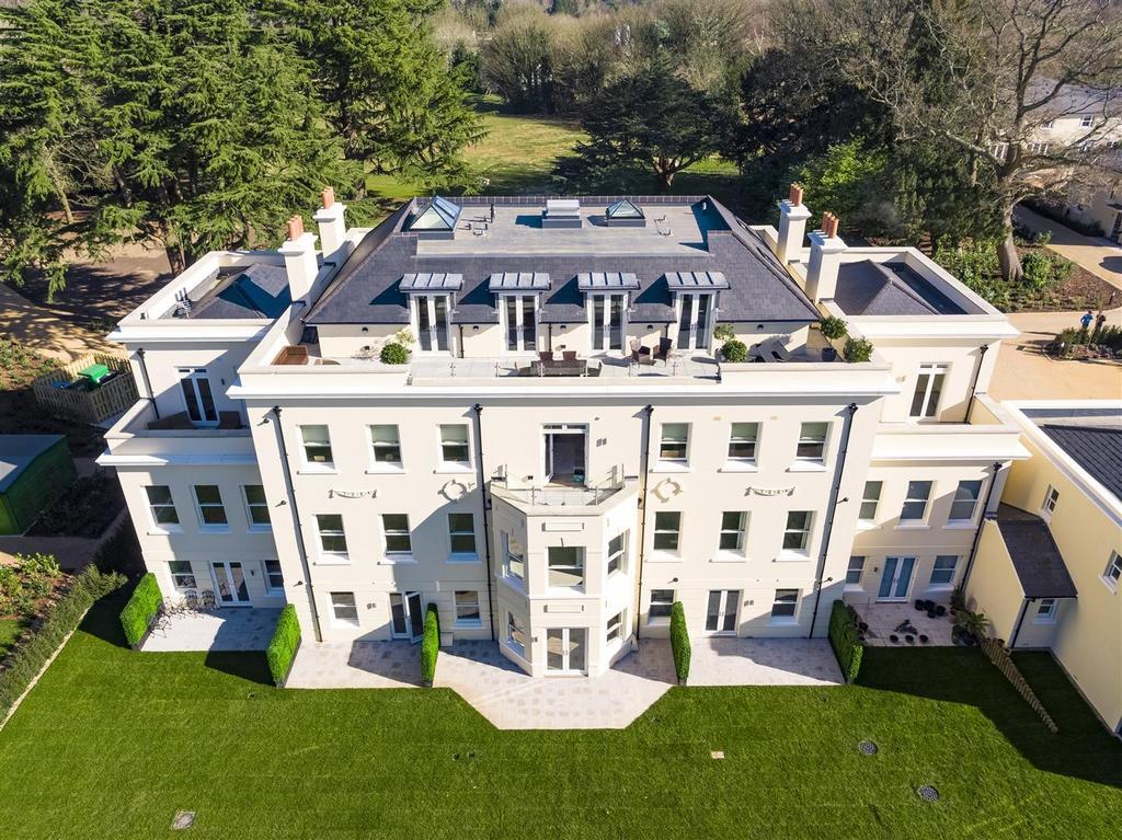 Frith Park Sturts Lane Walton on the Hill DRONE 36