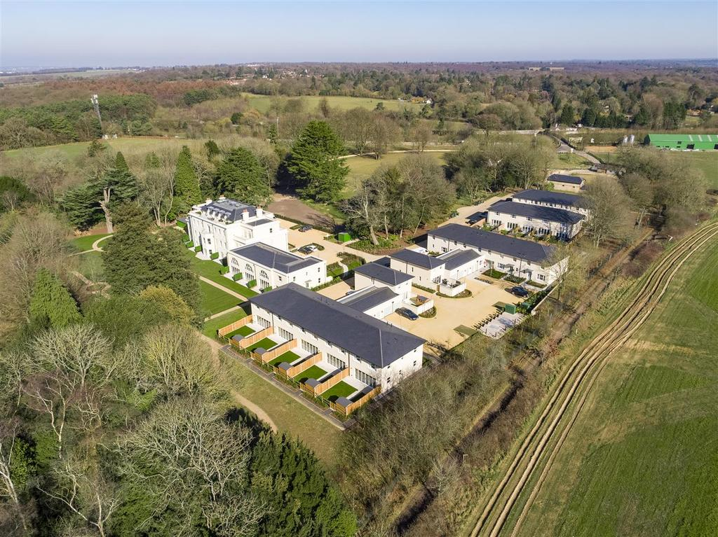 Frith Park Sturts Lane Walton on the Hill DRONE 24