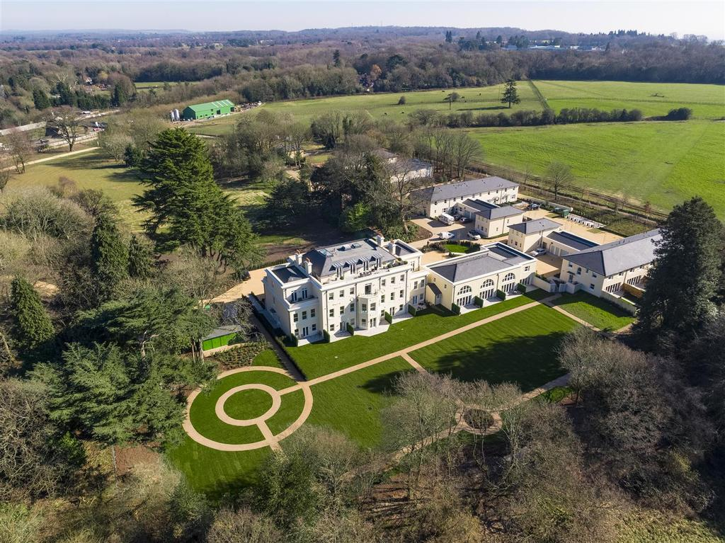 Frith Park Sturts Lane Walton on the Hill DRONE 29