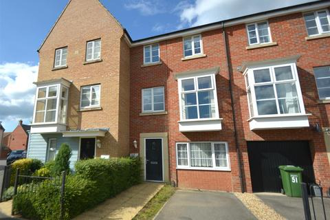 4 bedroom terraced house for sale - Molyneux Square, Hampton Vale, Peterborough