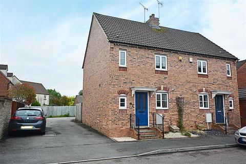 2 bedroom semi-detached house to rent - Rosedale Close, Hardwicke