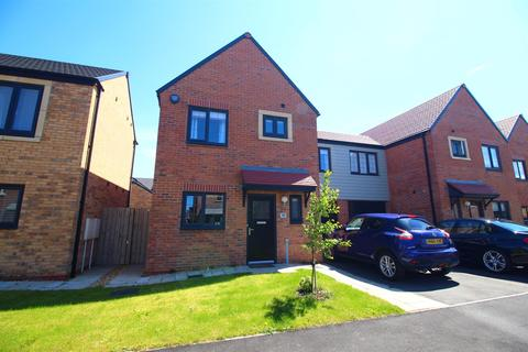 3 bedroom semi-detached house for sale - Hastings Drive, Shiremoor, Newcastle Upon Tyne