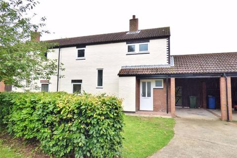 3 bedroom end of terrace house to rent - Hart Hill Crescent, Full Sutton