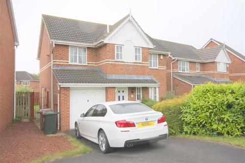 4 bedroom detached house for sale - Murrayfields, West Allotment, NE27