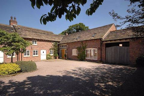 4 bedroom barn conversion for sale - Greendale Lane, Mottram St Andrew