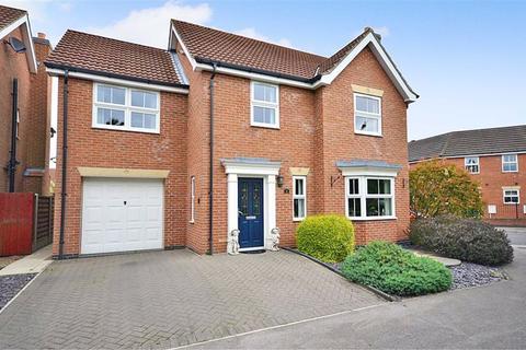 4 bedroom detached house for sale - Captains Close, Goole, DN14