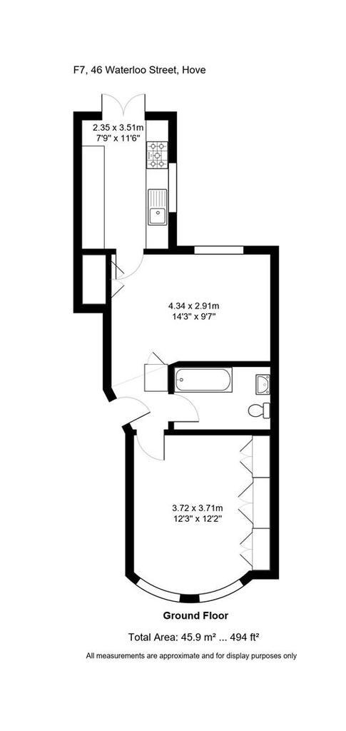 Floorplan: F7, 46 Waterloo Street, Hove FP.jpg
