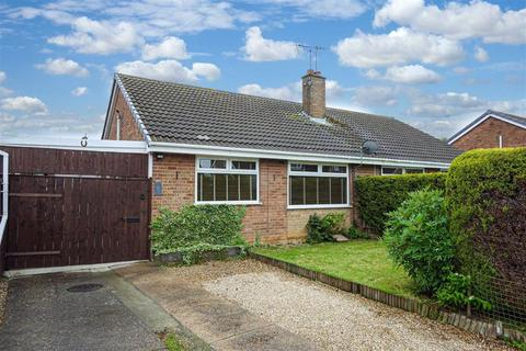 2 bedroom semi-detached bungalow for sale - Rowton Drive, Skirlaugh, East Yorkshire